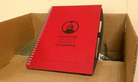 MARC notebook